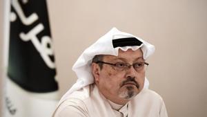 El periodista saudí Jamal Khashoggi, en una imagen de diciembre de 2014.