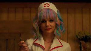 Carey Mulligan, en una escena de 'Una joven prometedora'.
