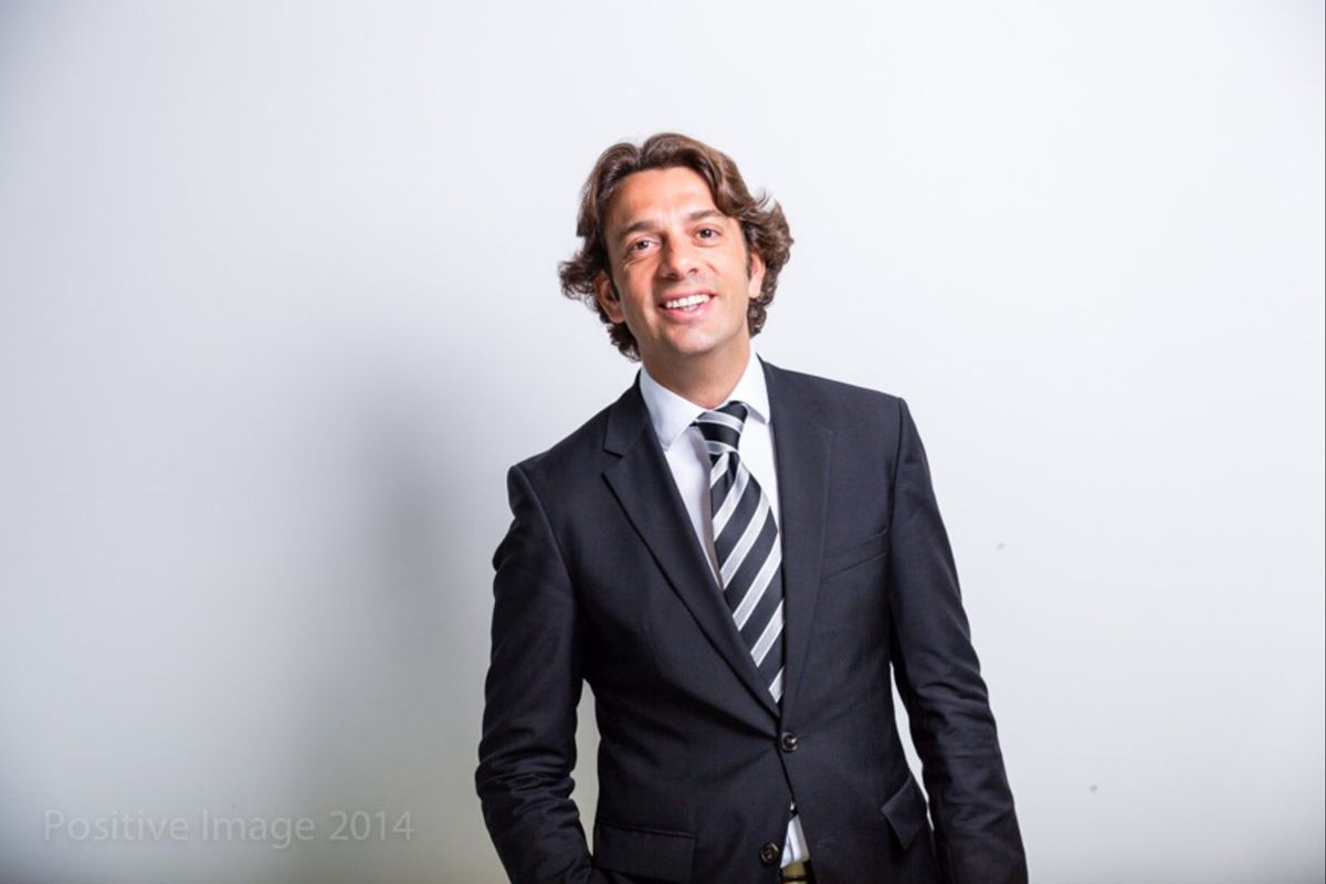 Alberto Hernández Poza, cofundador y CEO de la startup Energy Solar Tech