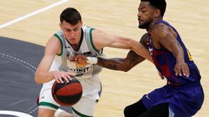 Nenad Dimitrijevic deixa el Joventut i jugarà al València Bàsquet