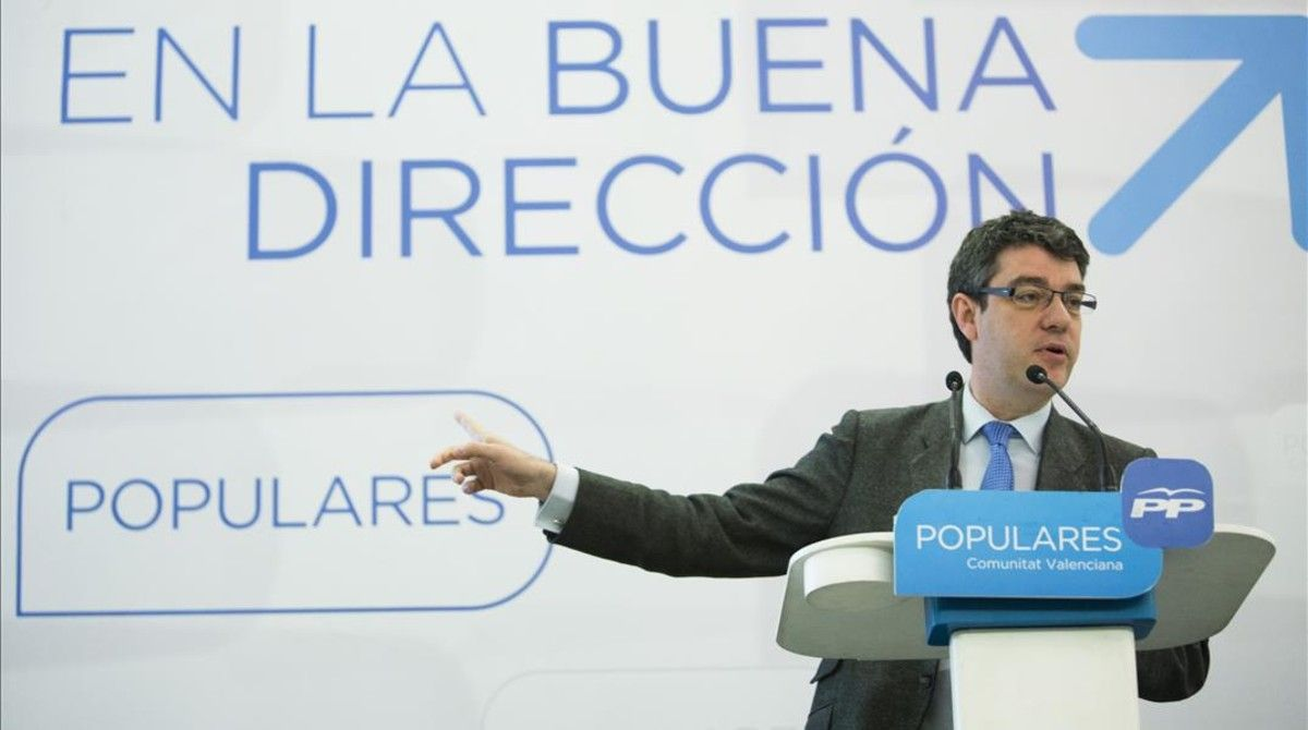 Álvaro Nadal, de la sombra de Rajoy a la primera línea