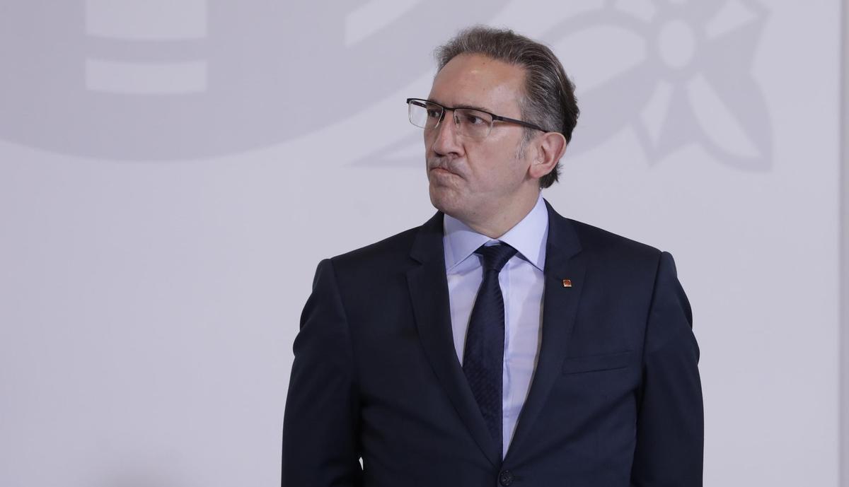 Conseller Jaume Giró