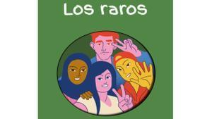 'Los raros', un còmic per educar els adolescents en el bon ús de la tecnologia