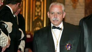 Luis Navajas, Fiscal General del Estado en funciones, en una imagen del 2003.