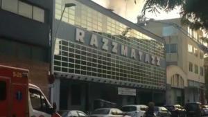 Fachada de Razzmatazz.