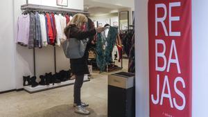 El comerç preveu una caiguda de vendes de moda en rebaixes de fins al 30% respecte a abans de la pandèmia