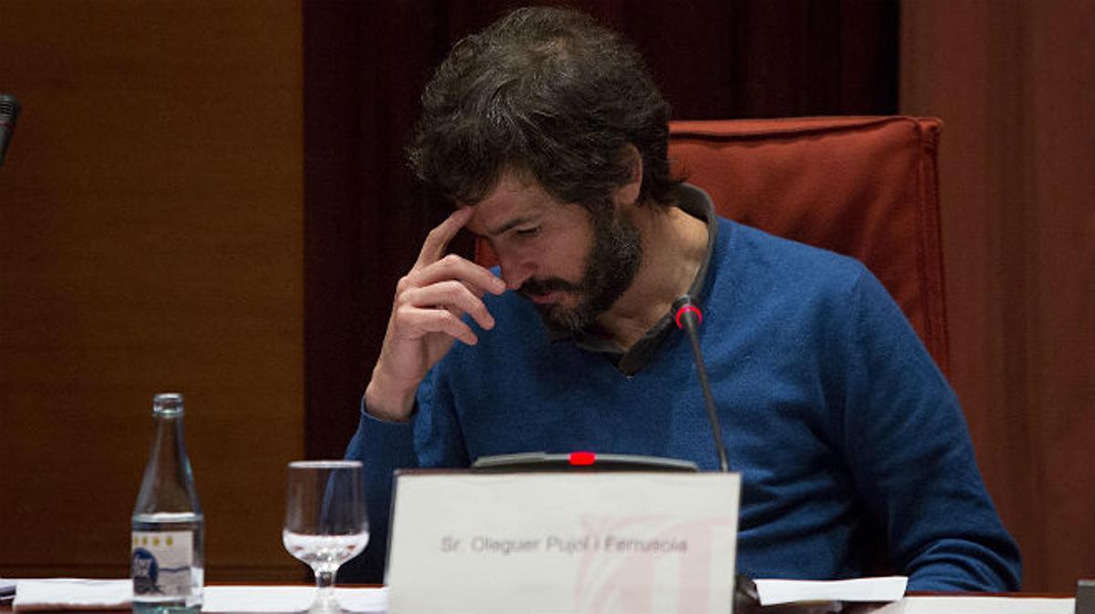 Oleguer Pujol: No gestiono, ni he gestionado nada de mi familia, ni de mis hermanos, ni de mis padres