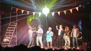 Torna la festa a l'Eixample Teatre amb 'Como una canción de los 80'