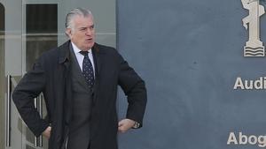 El juez de la 'Kitchen' pide a Interior más datos sobre la pistola del chófer de Bárcenas