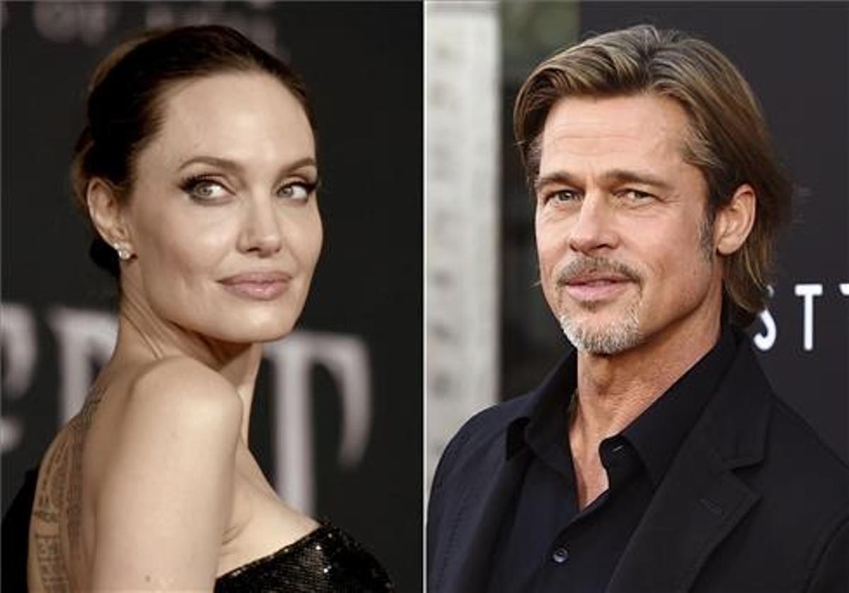 Angelina Jolie y Brad Pitt entre  los famosos con sociedades en Luxemburgo