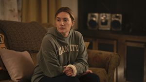 Kate Winslet en 'Mare of Easttown'.