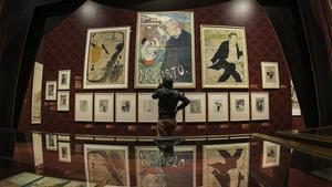 """Els """"anarquistes de l'art"""" de Montmartre s'apoderen de Montjuïc"""
