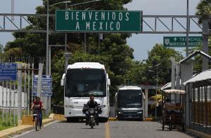 Mèxic respon a l'amenaçadora pressió de Trump i enviarà 6.000 efectius a la frontera amb Guatemala