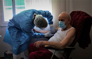 Can Ruti registra 500 altes de pacients hospitalitzats a casa amb Covid-19