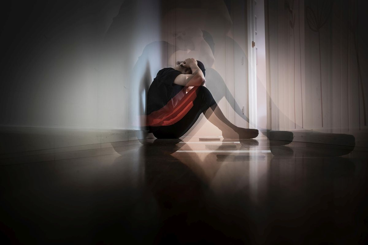 depresión entre los jóvenes