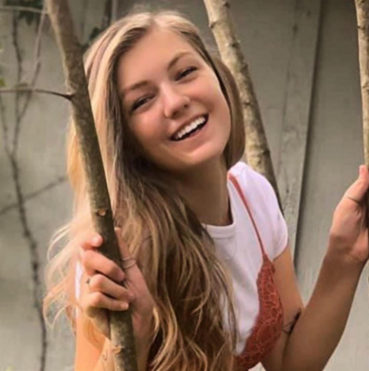La influencer Gabby Petito, cuyo cadáver se encontró el 19 de septiembre.