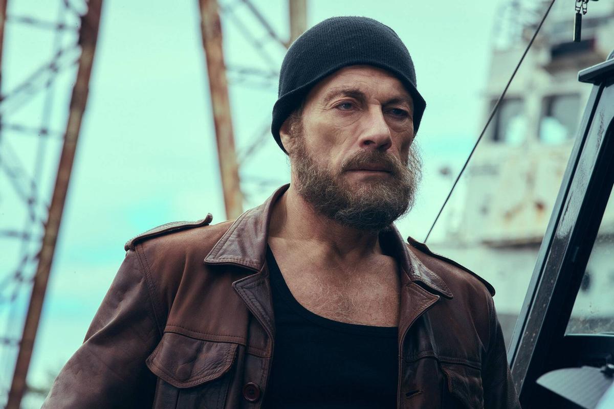 Jean-Claude Van Damme, en una imagen de 'El último mercenario'.