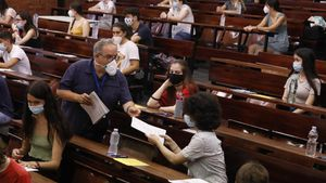 Les notes de les PAU a Catalunya ja es poden consultar via web