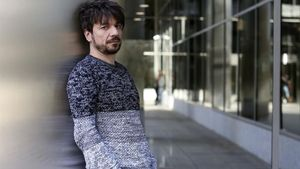 Oriol Paulo, fotografiado esta semana en Madrid