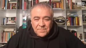 """Ferreras sale en defensa de Almeida e Inda y elogia a Jorge Javier: """"Es uno de los grandes personajes de la televisión"""""""
