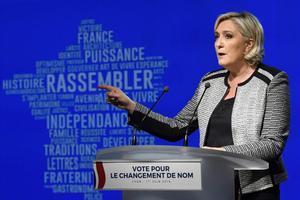 Marine Le Pen haurà de tornar 300.000 euros al Parlament Europeu
