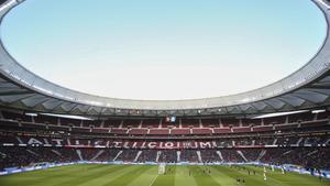 Madrid davant de la final de la Champions: 4.700 efectius i límits en la venda d'alcohol
