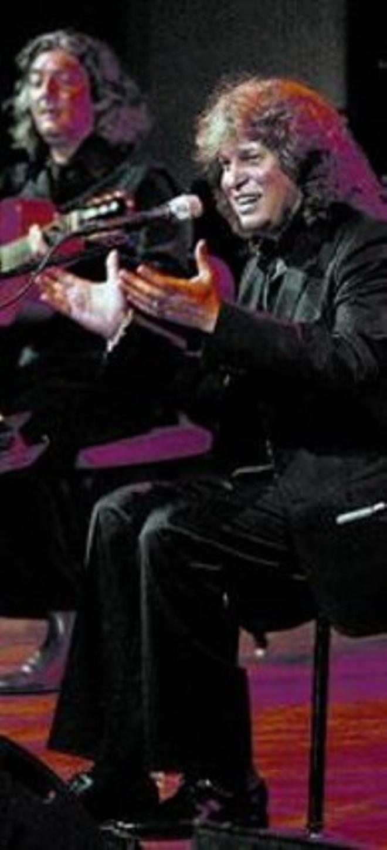 José Mercé, en una actuación.