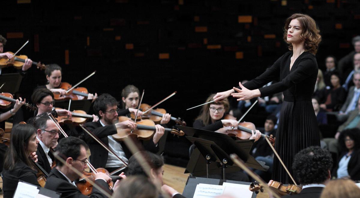 Vídeo promocional de la serie de AMC 'Philharmonia', que protagoniza Marie-Sophie Ferdane.