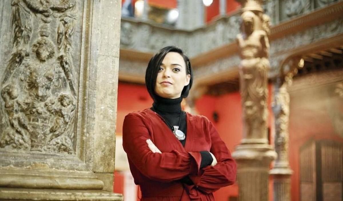 Lucía C. Pérez-Moreno, doctora en Arquitectura