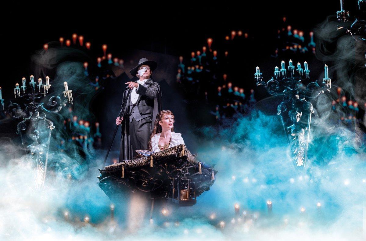 'The Phantom of the Opera', un musical de referencia.