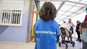 El curs escolar començarà amb 1.049 barracons, 36 més que l'any anterior