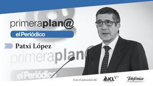 Primera Plan@: Patxi López charla con Gemma Robles y Juan Ruiz Sierra