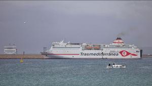 Denuncia en Anticorrupción por vaciamiento patrimonial de Trasmediterránea