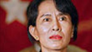 Suu Kyi.
