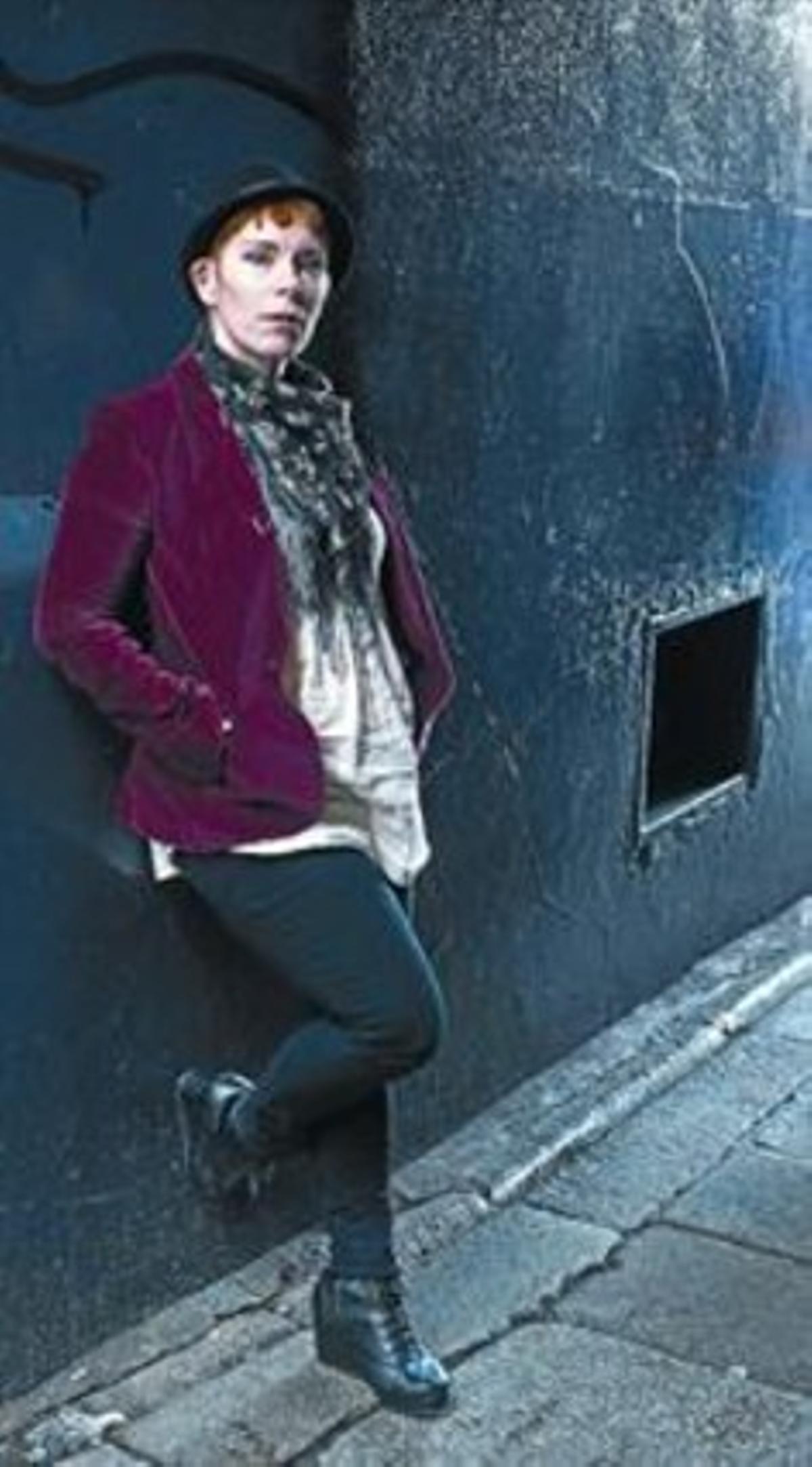 Del teatro a la novela  8Tana French, el jueves en Dublín.