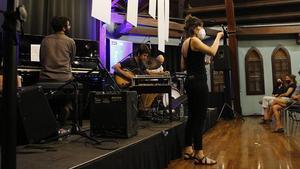 Tornen els concerts a la Casa Golferichs