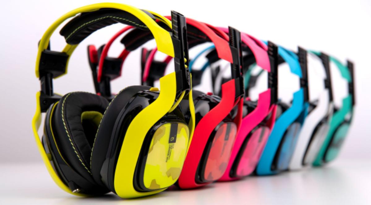 Auriculares personalizados.