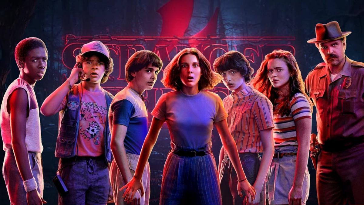 Netflix empieza a probar la inclusión de videojuegos con 'Stranger Things'