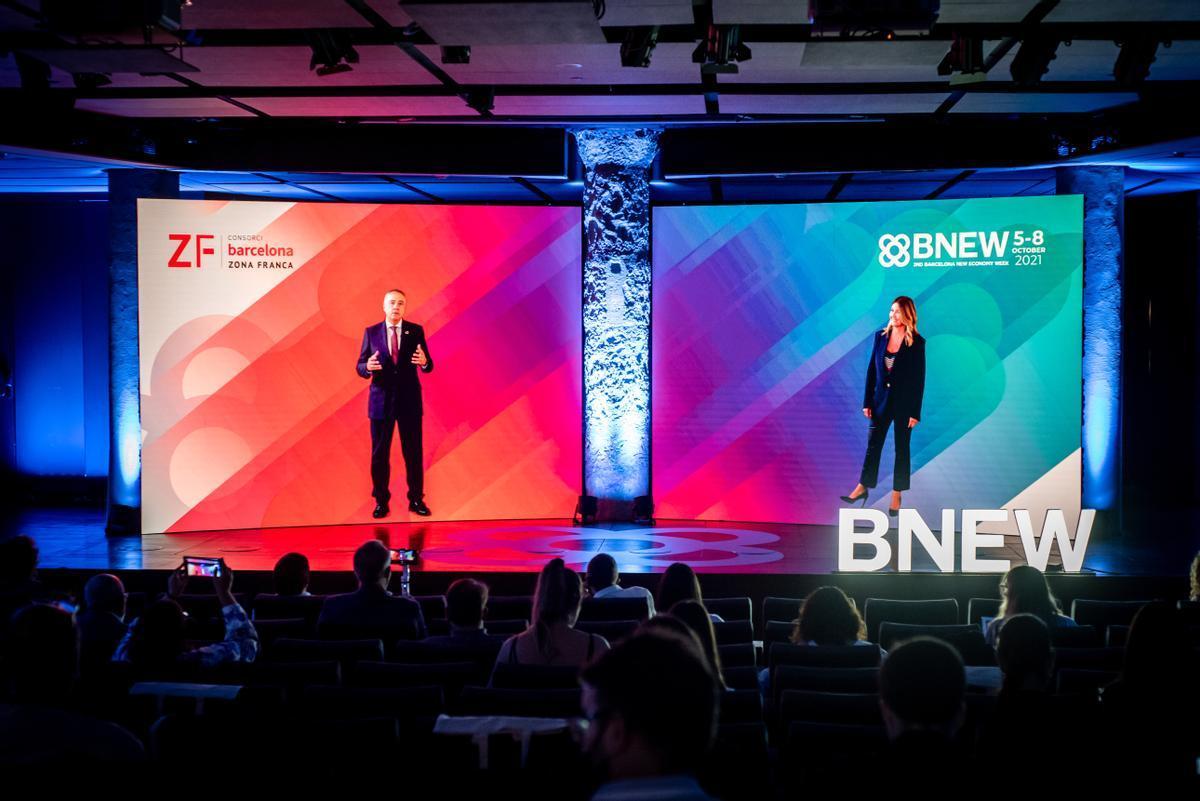 Arranca el BNEW en Barcelona.