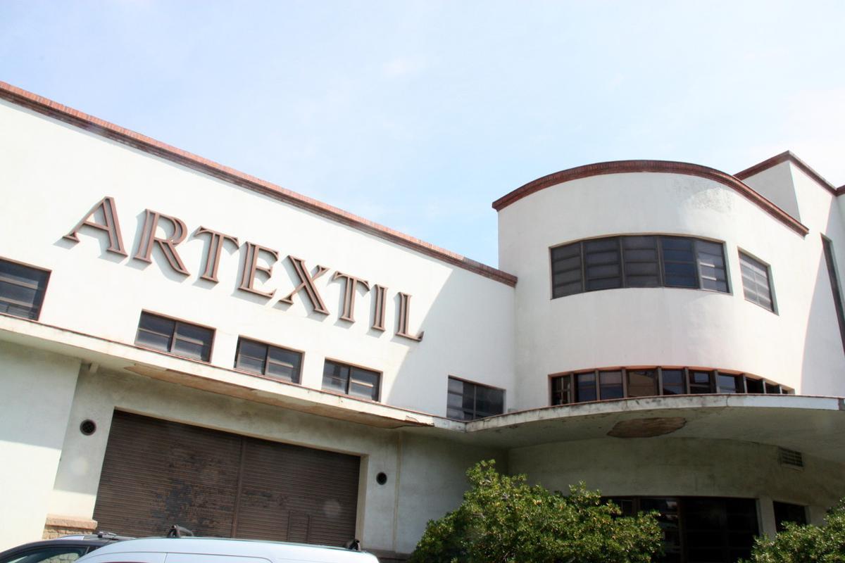 El Ayuntamiento de Sabadell protege parte de la antigua Artèxtil.