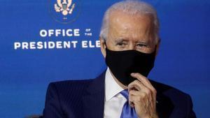 Joe Biden, en un acto el 1 de diciembre.
