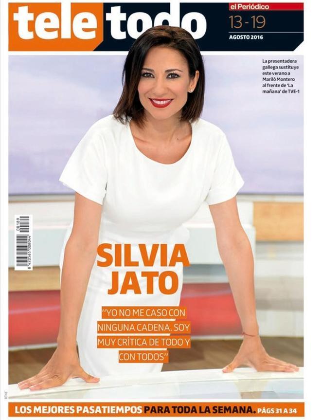 Silvia Jato, veteranía en 'La mañana' de TVE-1