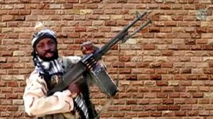 FILE PHOTO  The leader of one of the Boko Haram group s factions  Abubakar Shekau  holds a weapon in an unknown location in Nigeria in this still image taken from an undated video obtained on January 15  2018  Boko Haram Handout Sahara Reporters via REUTERS ATTENTION EDITORS - THIS IMAGE WAS PROVIDED BY A THIRD PARTY  MANDATORY CREDIT  File Photo