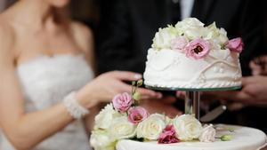 Imagen de recurso de una boda.