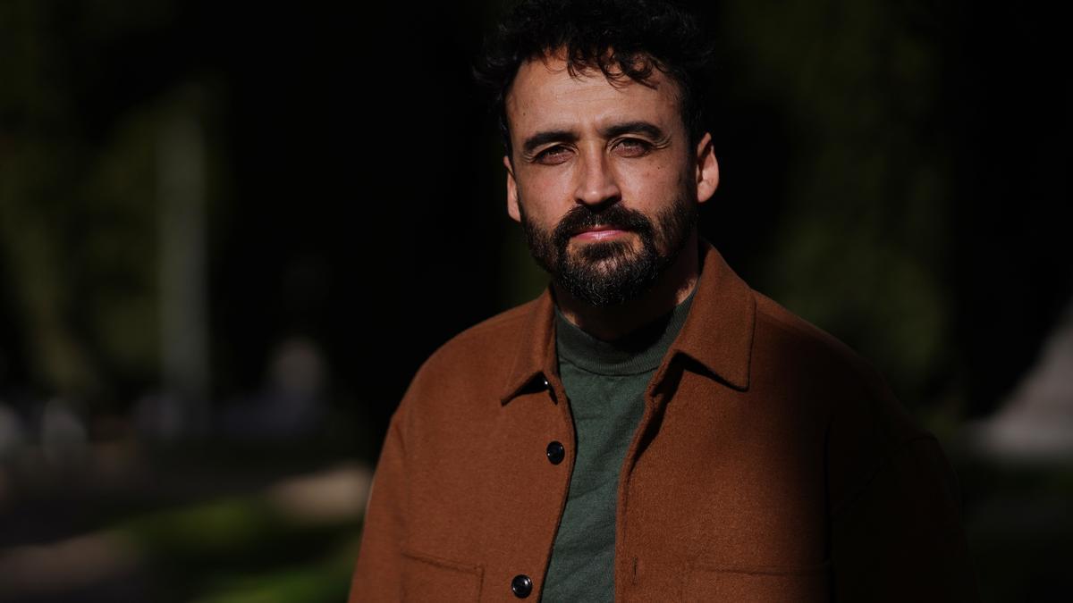 El guionista y ahora novelista Daniel Remón.