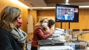 Els sindicats demanen al Govern evitar compromisos amb Brussel·les que deixin sense oxigen el diàleg social