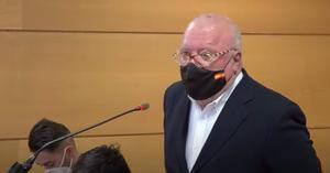 El comisario jubilado y en prisión provisional José Manuel Villarejo.El comisario jubilado y en prisión provisional José Manuel Villarejo.