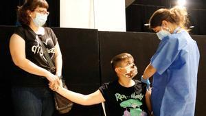 Catalunya obre la vacunació per a joves de 12 a 15 anys a partir de demà