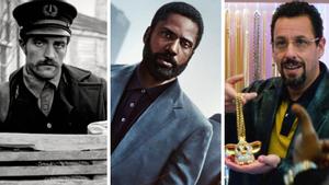 'El faro', 'Tenet' y 'Diamantes en bruto', tres de las películas más votadas.