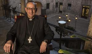 El cardenal Juan José Omella.